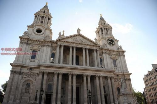 伦敦圣保罗大教堂3