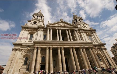 伦敦圣保罗大教堂10