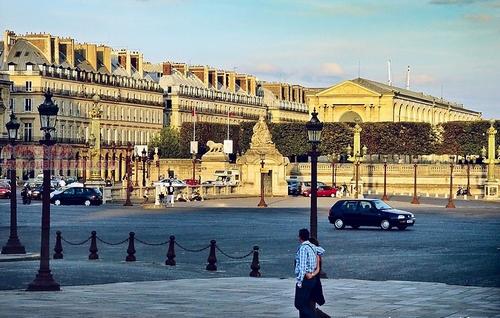 法国巴黎协和广场6