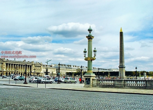 法国巴黎协和广场7
