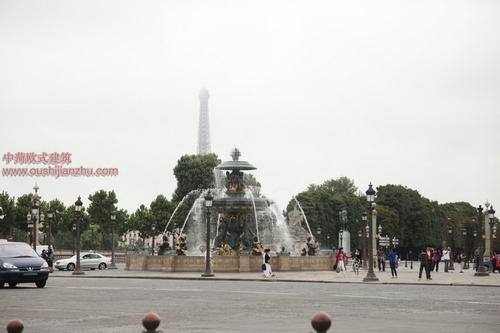 法国巴黎协和广场3