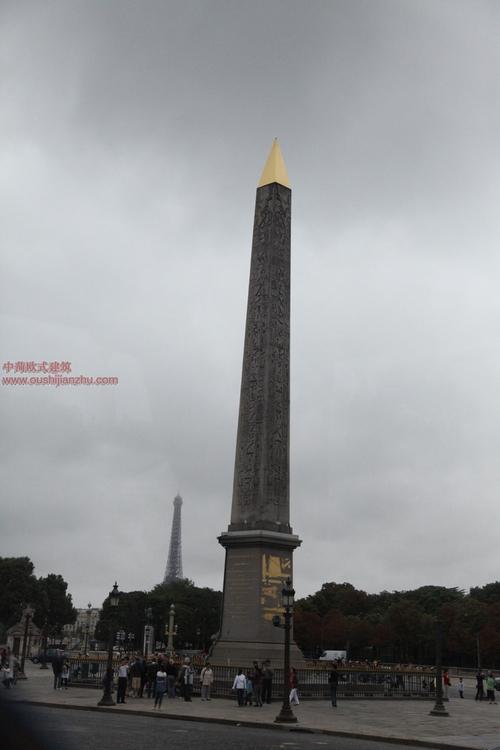 法国巴黎协和广场5
