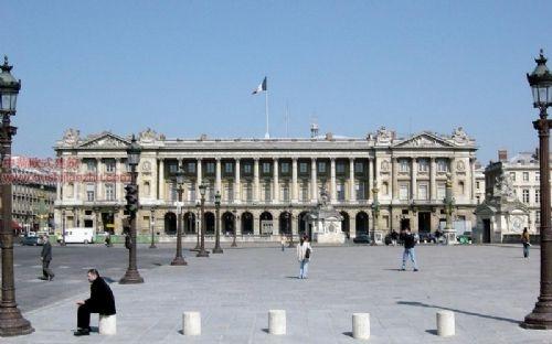 法国巴黎协和广场10