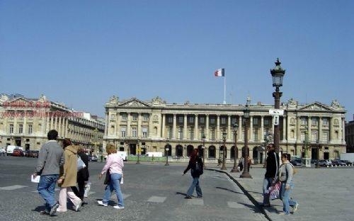 法国巴黎协和广场13