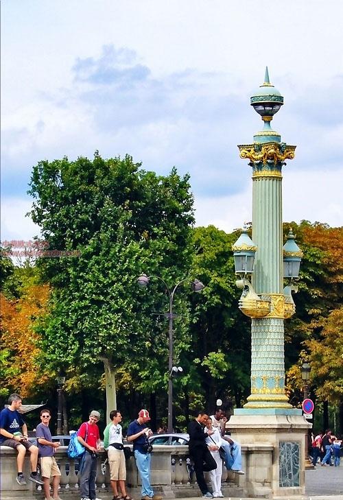 法国巴黎协和广场8