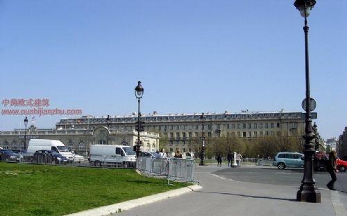法国巴黎协和广场11