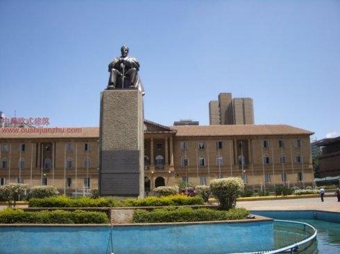 肯尼亚首都内罗毕3