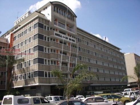 肯尼亚首都内罗毕5