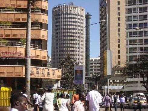 肯尼亚首都内罗毕4