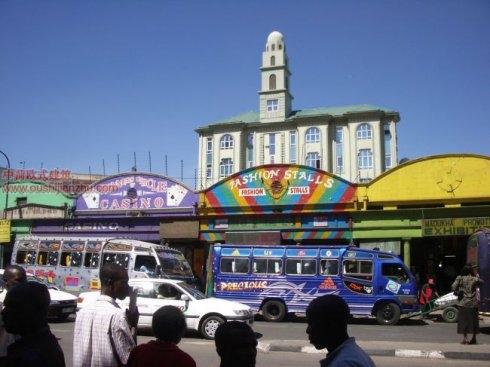 肯尼亚首都内罗毕8