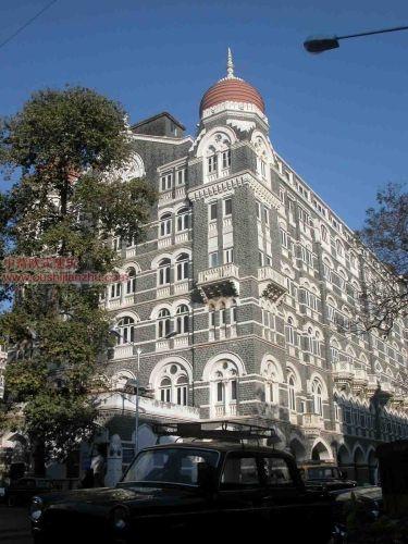 印度孟买泰姬玛哈酒店6