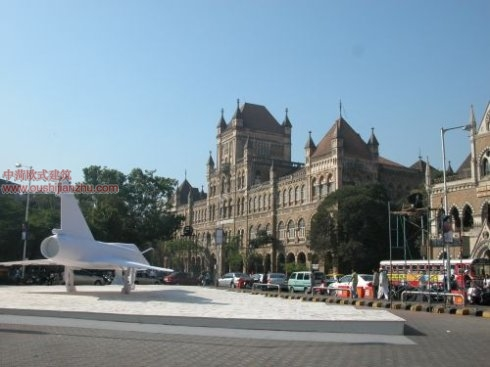 印度孟买泰姬玛哈酒店2