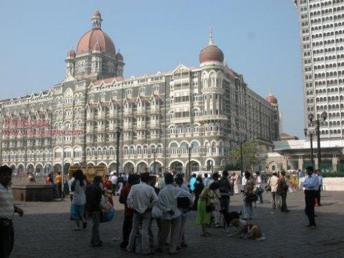 印度孟买泰姬玛哈酒店1