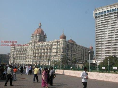 印度孟买泰姬玛哈酒店7