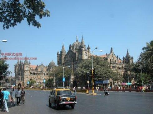 印度孟买泰姬玛哈酒店4