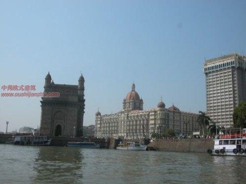 印度孟买泰姬玛哈酒店9