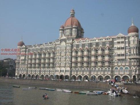 印度孟买泰姬玛哈酒店8