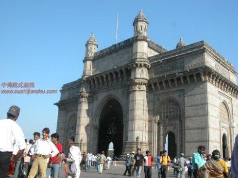 印度孟买泰姬玛哈酒店11