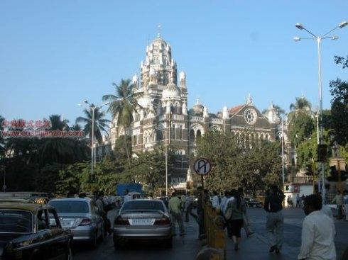 印度孟买泰姬玛哈酒店12