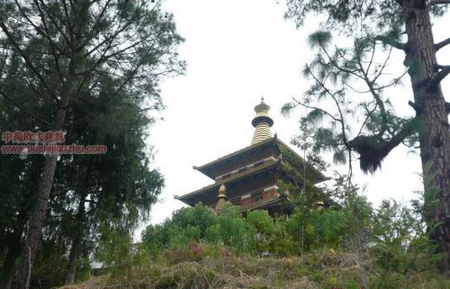 不丹的宗教建筑8