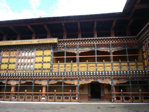 不丹的宗教建筑4