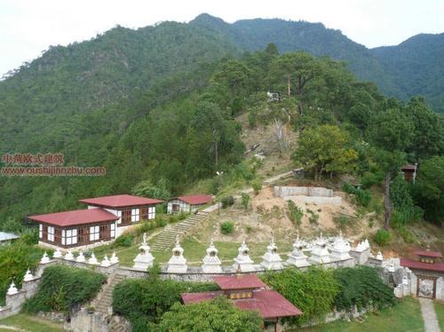 不丹的宗教建筑9