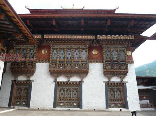 不丹的宗教建筑1
