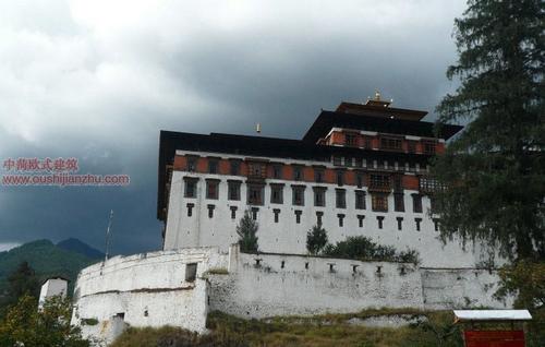 不丹的宗教建筑11