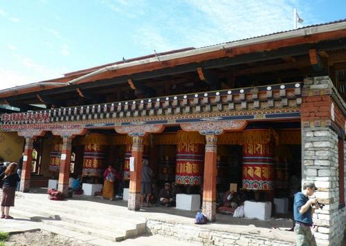 不丹的宗教建筑17
