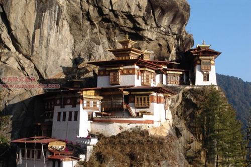 不丹的宗教建筑15
