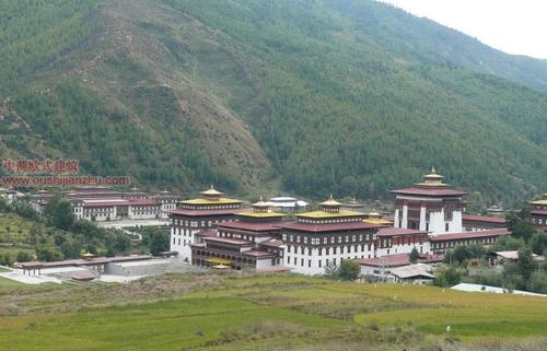 不丹的宗教建筑12