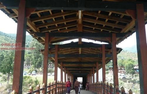 不丹的宗教建筑14
