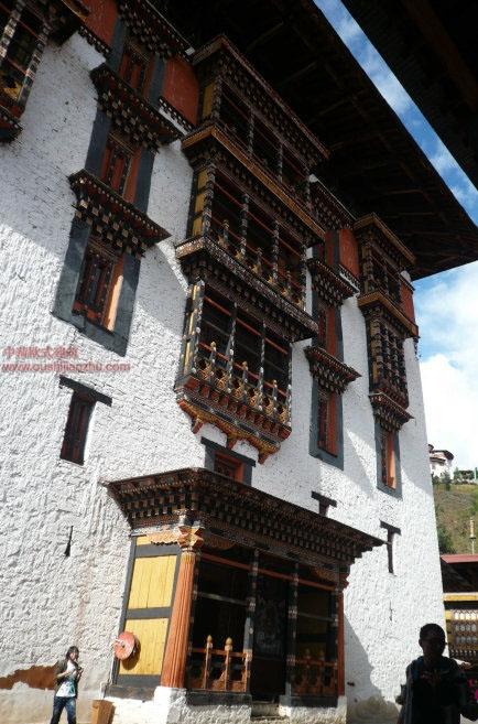 不丹的宗教建筑18