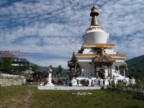 不丹的宗教建筑16