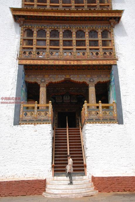不丹的宗教建筑21