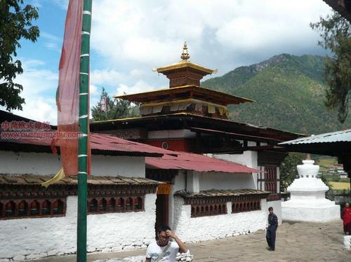 不丹的宗教建筑19