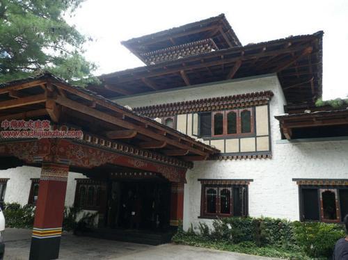 不丹Uma酒店2