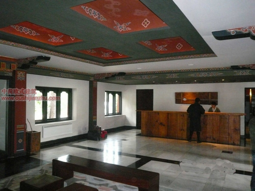 不丹Uma酒店5