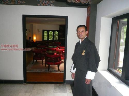 不丹Uma酒店4