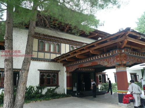 不丹Uma酒店3
