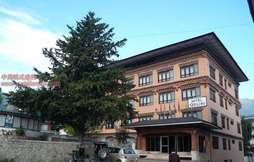 不丹独特的民居建筑7