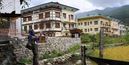 不丹独特的民居建筑
