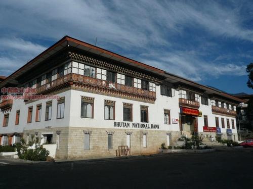 不丹独特的民居建筑16