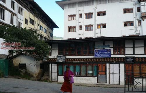 不丹独特的民居建筑10