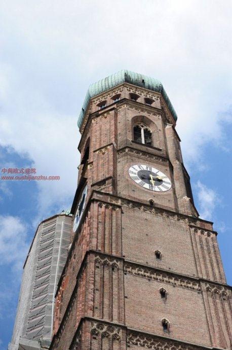 慕尼黑的圣母教堂6