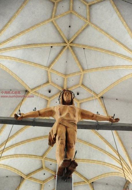 慕尼黑的圣母教堂5