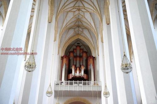 慕尼黑的圣母教堂4