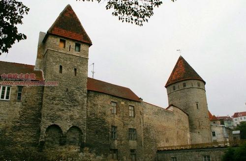 欧式建筑—爱沙尼亚首都塔林4