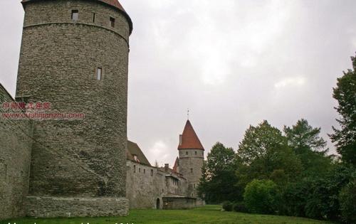 欧式建筑—爱沙尼亚首都塔林5