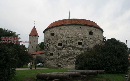 欧式建筑—爱沙尼亚首都塔林3
